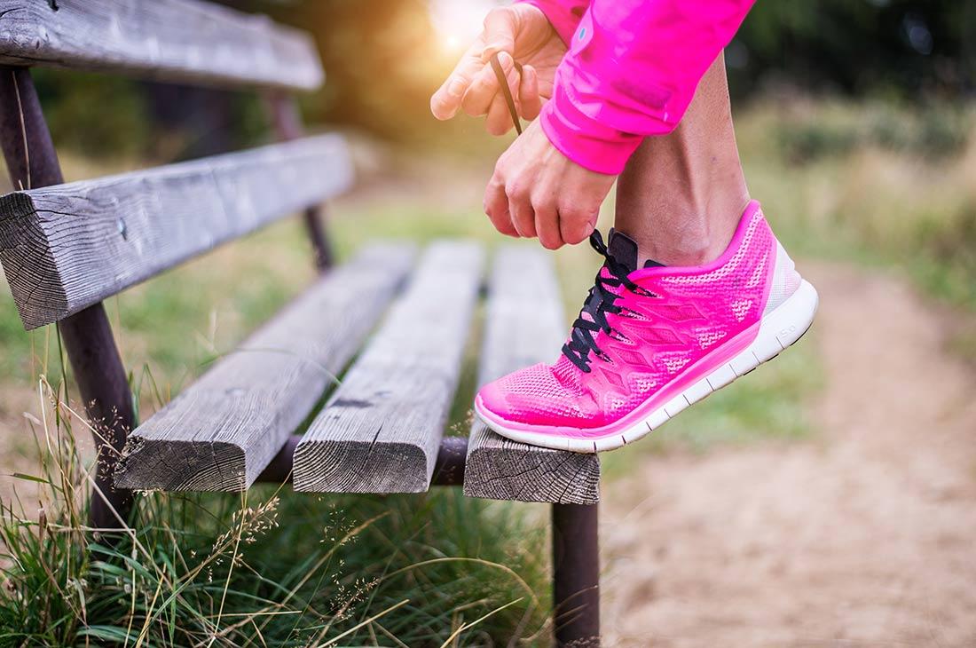 Gewichtsmanagement-Vorbereiten-zum-laufen